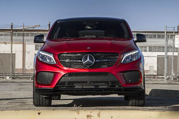 2017 Mercedes-Benz GLE-Class Coupe: New Car Review