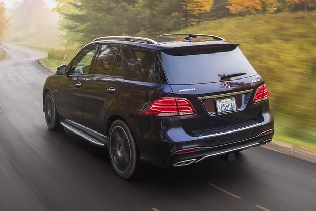 2017 Mercedes-Benz GLE-Class: New Car Review featured image large thumb4