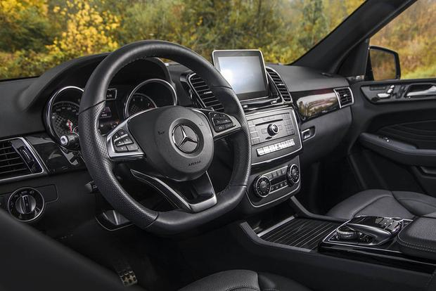 2017 Mercedes-Benz GLE-Class: New Car Review featured image large thumb5