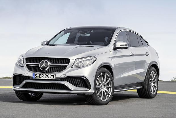 2018 Mercedes-Benz GLE-Class Coupe: New Car Review featured image large thumb0
