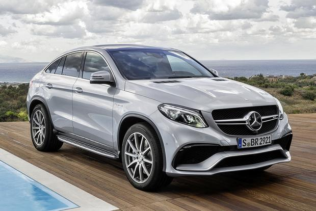 2018 Mercedes-Benz GLE-Class Coupe: New Car Review featured image large thumb1