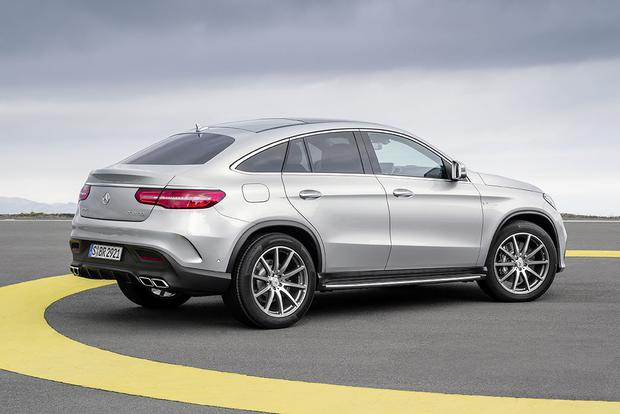 2018 Mercedes-Benz GLE-Class Coupe: New Car Review featured image large thumb4