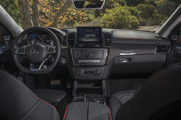 2018 Mercedes-Benz GLE-Class Coupe: New Car Review featured image large thumb5