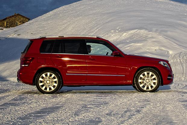 2015 Mercedes-Benz GLK-Class: New Car Review featured image large thumb1
