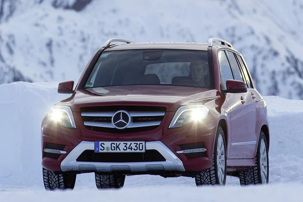 2015 Mercedes Benz GLK Class: New Car Review Featured Image Large Thumb0
