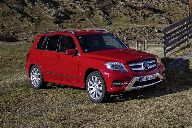 2015 mercedes benz glk class new car review autotrader. Black Bedroom Furniture Sets. Home Design Ideas