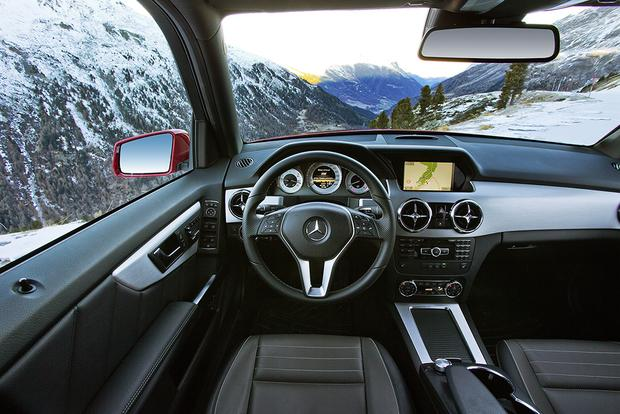 2015 Mercedes-Benz GLK-Class: New Car Review featured image large thumb3