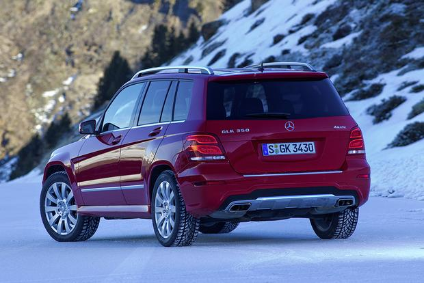 2015 Mercedes-Benz GLK-Class: New Car Review featured image large thumb4