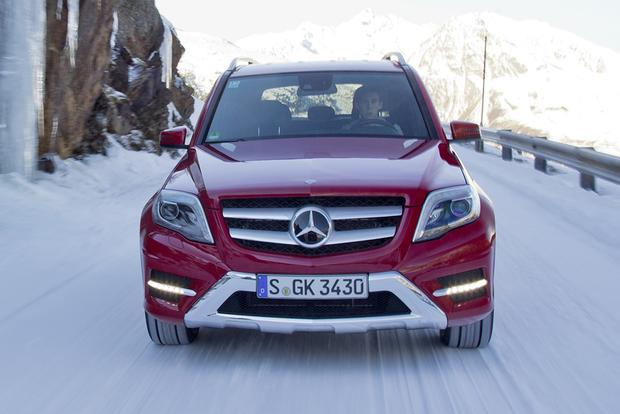 2015 Mercedes Benz GLK Class: New Car Review Featured Image Large Thumb5