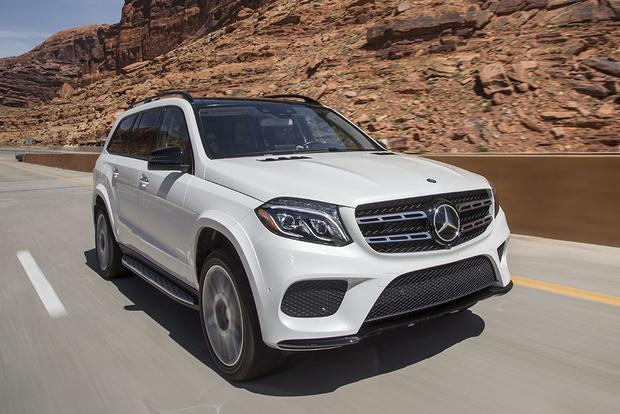 2017 Mercedes-Benz GLS-Class: New Car Review featured image large thumb4