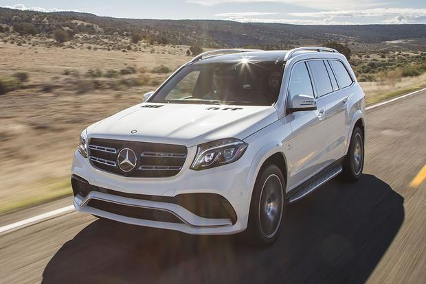 2018 Mercedes-Benz GLS-Class: New Car Review featured image large thumb0