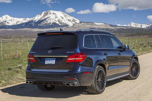 2018 Mercedes-Benz GLS-Class: New Car Review featured image large thumb2