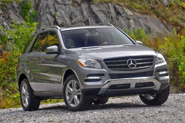2013 Mercedes-Benz M-Class: New Car Review featured image large thumb0