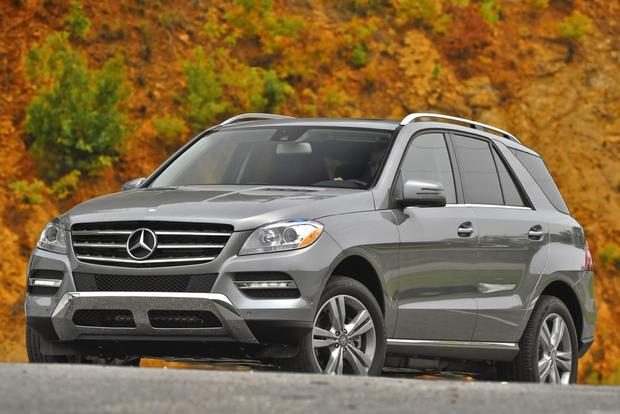 2012 Mercedes-Benz M-Class: New Car Review featured image large thumb1