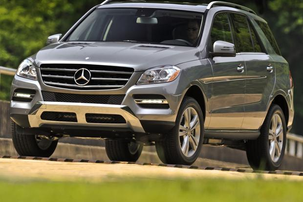 2012 Mercedes-Benz M-Class: New Car Review featured image large thumb2