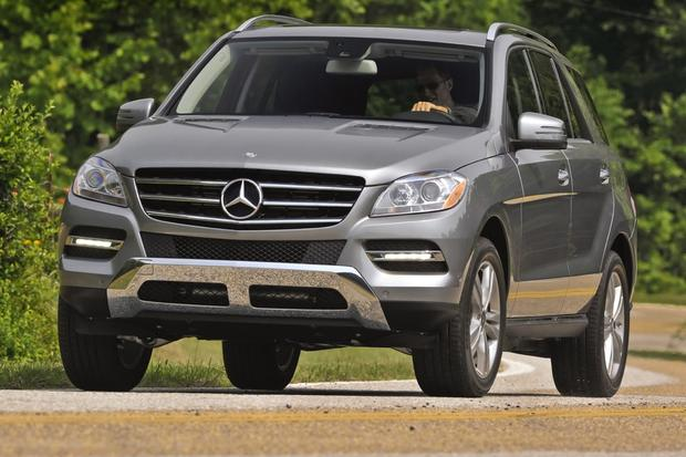 2013 Mercedes-Benz M-Class: New Car Review featured image large thumb3