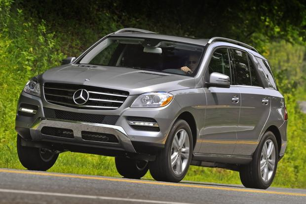 2012 Mercedes-Benz M-Class: New Car Review featured image large thumb7