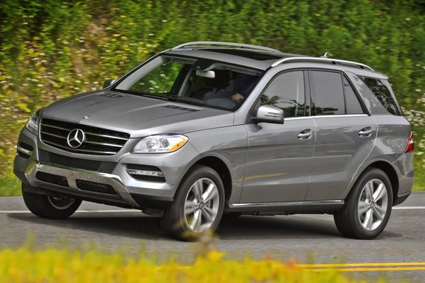 2012 Mercedes-Benz M-Class: New Car Review featured image large thumb9