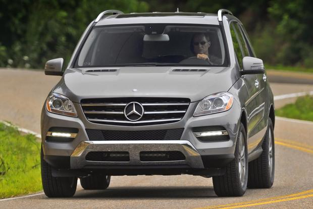 2012 Mercedes-Benz M-Class: New Car Review featured image large thumb11