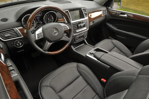 2013 Mercedes-Benz M-Class: New Car Review featured image large thumb12