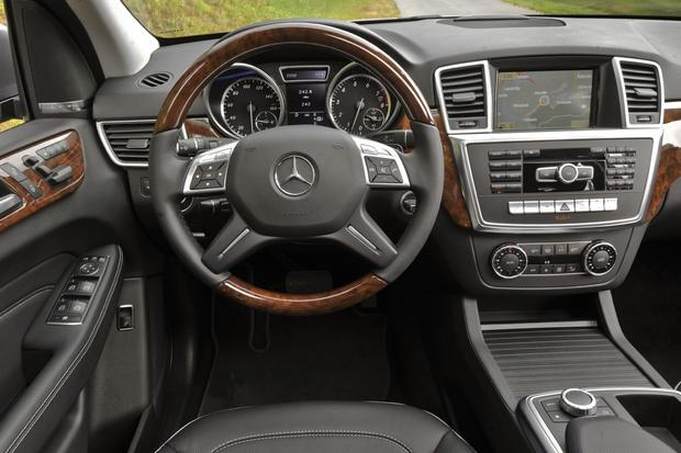 2013 Mercedes-Benz M-Class: New Car Review featured image large thumb13