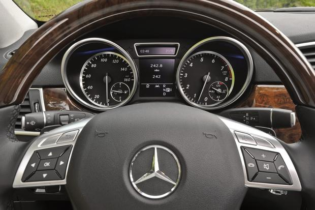 2012 Mercedes-Benz M-Class: New Car Review featured image large thumb14