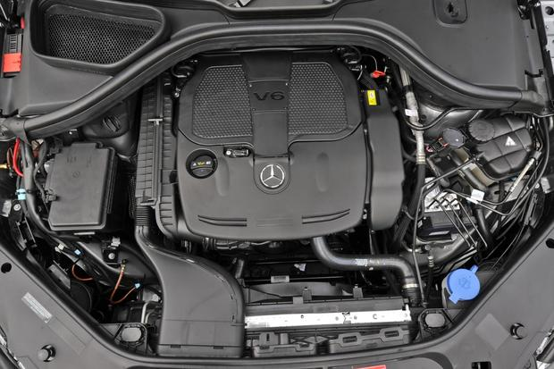 2012 Mercedes-Benz M-Class: New Car Review featured image large thumb17