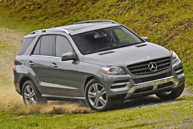 2014 Mercedes-Benz M-Class: New Car Review featured image large thumb2