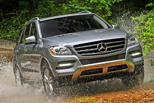 2014 Mercedes-Benz M-Class: New Car Review featured image large thumb1