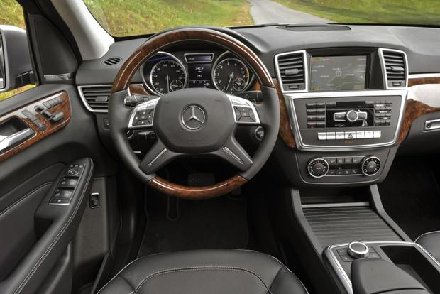 2014 Mercedes-Benz M-Class: New Car Review featured image large thumb3