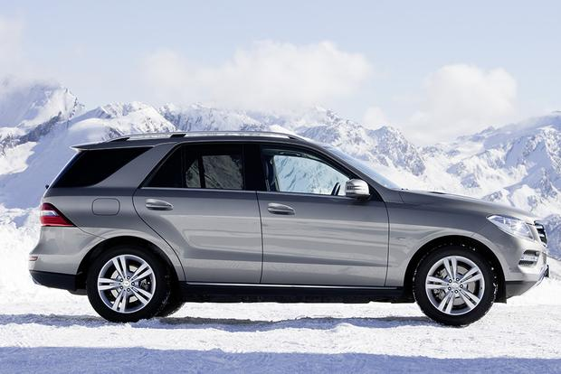 2015 Mercedes-Benz M-Class: Used Car Review featured image large thumb4