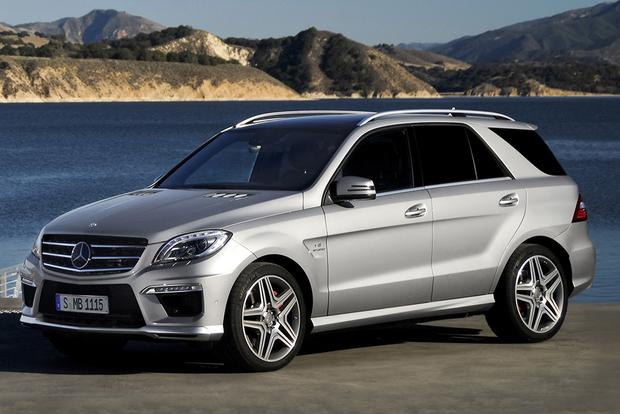 2015 Mercedes Benz M Class: New Car Review Featured Image Large Thumb0