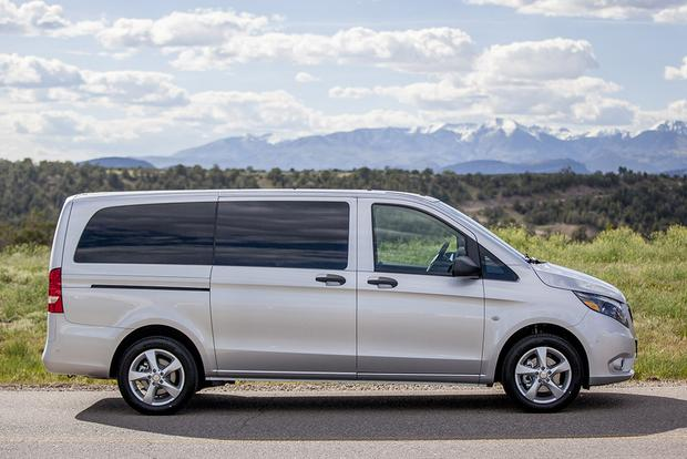 2016 Mercedes-Benz Metris: First Drive Review featured image large thumb5