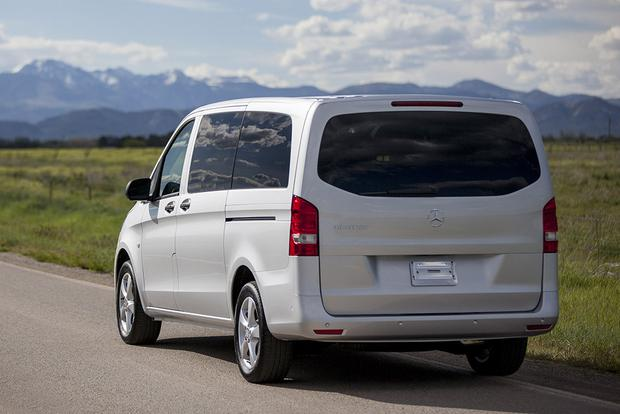 2016 Mercedes-Benz Metris: First Drive Review featured image large thumb6