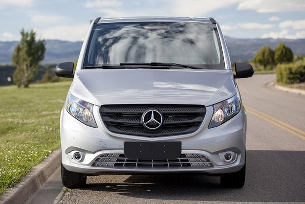 2016 Mercedes-Benz Metris: First Drive Review featured image large thumb7