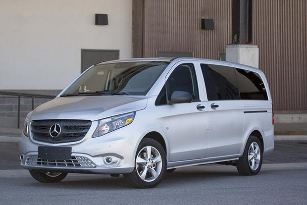 2016 mercedes benz metris first drive review autotrader. Black Bedroom Furniture Sets. Home Design Ideas
