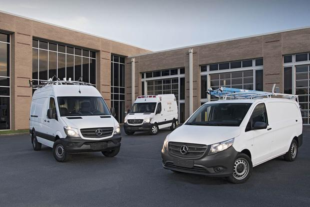2017 Mercedes-Benz Sprinter and Metris: First Drive Review featured image large thumb5