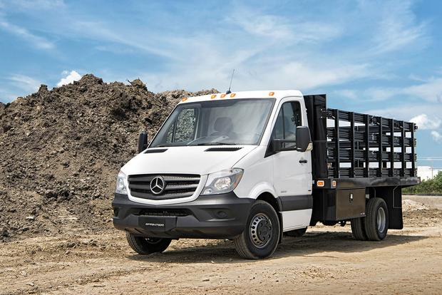 2017 Mercedes-Benz Sprinter and Metris: First Drive Review featured image large thumb7