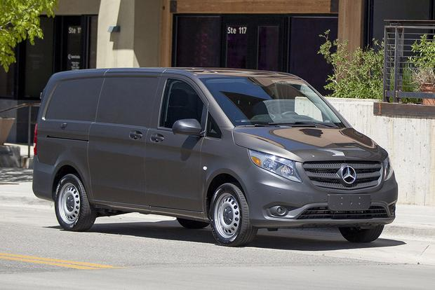 2017 Mercedes-Benz Metris: New Car Review