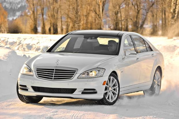 2013 Mercedes-Benz S-Class: New Car Review featured image large thumb0