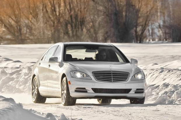 2013 Mercedes-Benz S-Class: New Car Review featured image large thumb2