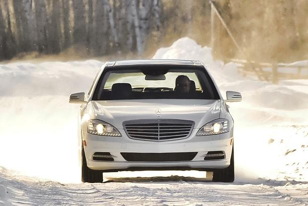 2013 Mercedes-Benz S-Class: New Car Review featured image large thumb3