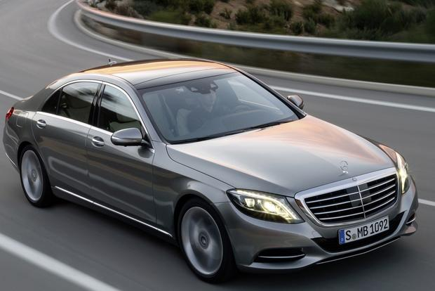 2014 Mercedes Benz S Class: First Drive Review Featured Image Large Thumb0