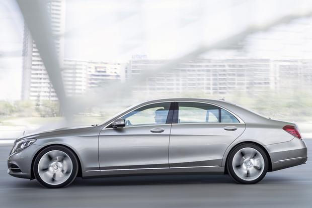 2014 Mercedes Benz S Class New Car Review Autotrader