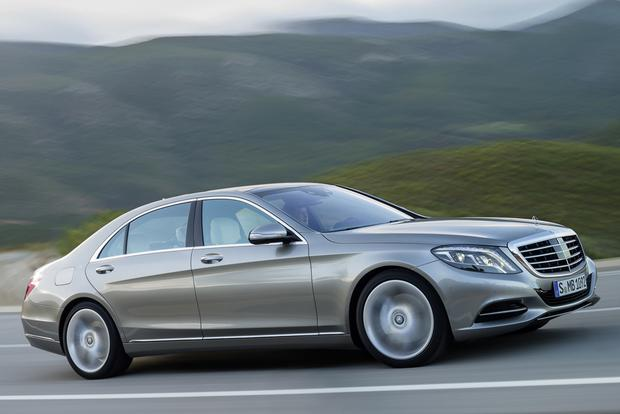 2014 Mercedes-Benz S-Class: First Drive Review featured image large thumb2