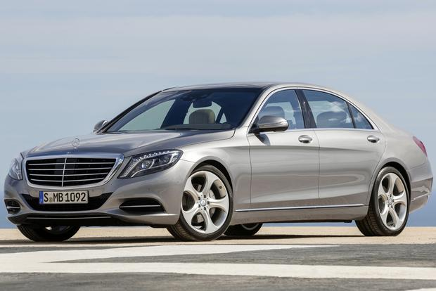 2014 Mercedes-Benz S-Class: First Drive Review featured image large thumb4