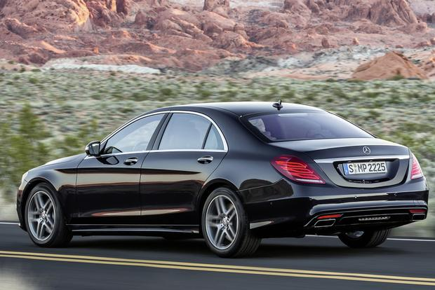 2014 mercedes benz s class new car review autotrader for 2014 mercedes benz s550 review