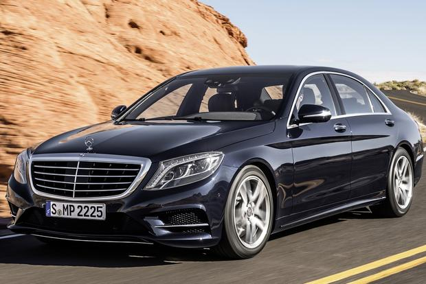 2014 Mercedes-Benz S-Class: First Drive Review featured image large thumb6