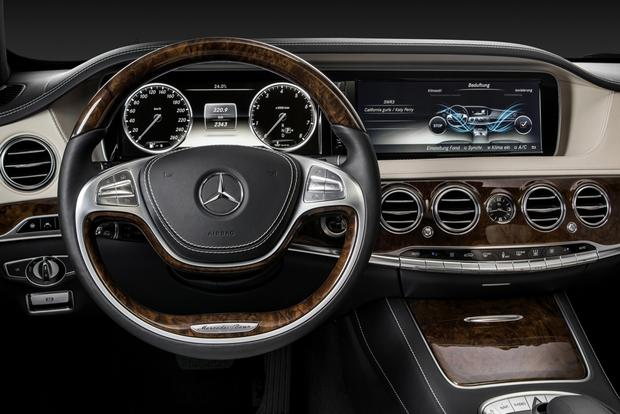 2014 Mercedes-Benz S-Class: First Drive Review featured image large thumb8