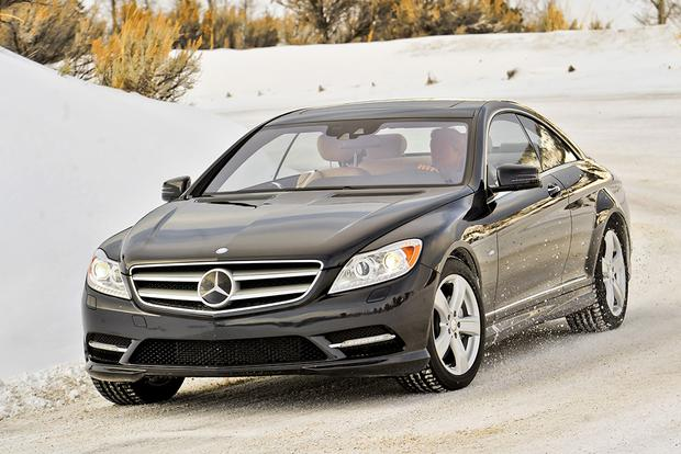 2014 Mercedes-Benz CL-Class vs. 2015 Mercedes-Benz S-Class Coupe: What's the Difference? featured image large thumb11
